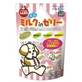 Marukan Milk Jelly for Dogs (Mother's Milk) 16gX15pcs (DF200)