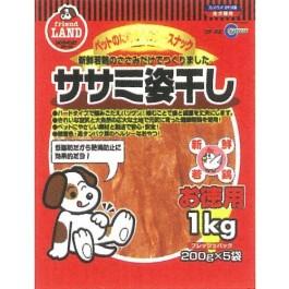 Marukan Dried Sasami 1kg (DF22)