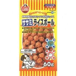 Marukan Sasami & Rice Ball 60g (DF38)