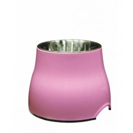 Dogit Elevated Dog Dish Bowl Pink Small 300ml (73742)