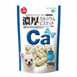 Marukan Calcium Biscuits for Dogs - 200g (DP10)