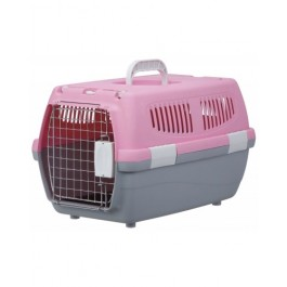 Marukan 2 Door Carry for Dogs & Cats Pink (DP173)