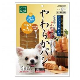 Marukan Soft Bread Stick for Dogs - Milk & Cheese (DP21)