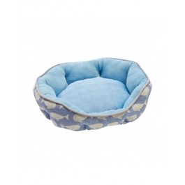 Maruakn Cooling Dog Bed S - Available in Blue & Grey (DP229)