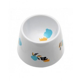 Marukan Easy Eat Ceramic Cat Dish (CT415)