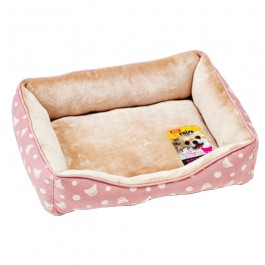 Marukan Exclusive Size Bed for Chihuahua and Small Dog Pink (DP393)