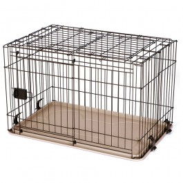 Marukan Dog Cage with Top Fence (DP462)