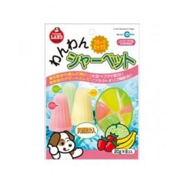 Marukan Fruits Yoghurt Sherbet For Dogs 20gx8 (DP821)