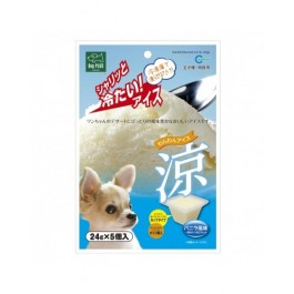 Marukan Vanilla Flavoured Ice for Dogs - 24g X 5 (DP824)