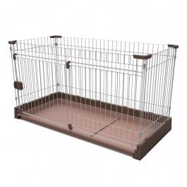 Marukan Easy Cleaning Dog Circle Brown Large (DP925)