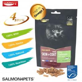 SALMON4PETS PRIME SALMON MINI STICK FOR CATS  - 70G