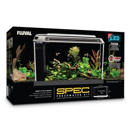 Fluval Spec Aquarium Kit White 19L (10518)