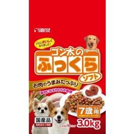 Sunrise 'Semi-Moist Food Gonta Chicken Senior 7+ dogs - 3kg  (919244)