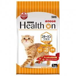 HEALTH ON COLLAGEN PLUS FOR CAT 1 KG (500 G × 2)