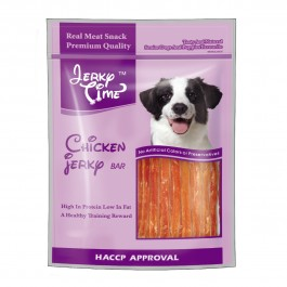 Jerky Time Chicken Jerky Bar for Dogs 500g (JT810506)