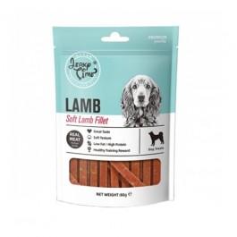 Jerky Time Soft Lamb Fillet for Dogs 80g (JT840220)