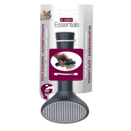 Le Salon Self-Cleaning Slicker Brush for Cats (50403)