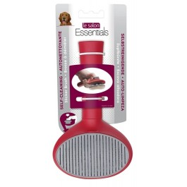 Le Salon Self-Cleaning Slicker Brush for Dogs (91261)