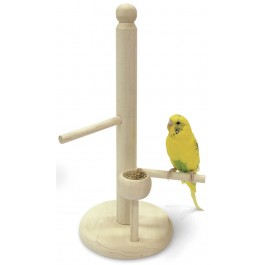 Marukan Wooden Tower For Small Birds (MB16)
