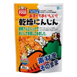 Marukan Dried Carrot Slice for Small Animals 85g (ML02)