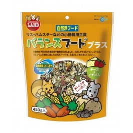 MARUKAN NATURAL FOOD FOR SMALL PET - AVAILABLE IN 450G & 900G [ML03]