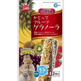 Marukan Granola Bar with Fruit & Cereal Mix 2 pcs (ML37)