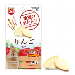 Marukan Freeze Dried Apple for Small Animals 10g (ML83)