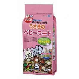 Marukan Rabbit / Chinchilla Baby Main Food (Fruits & Vegetables) 600g (MR532)