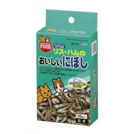 Marukan Dried Ikan billis 35g (MR543)