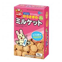 Marukan Milk Biscuits for Bunny 70g (MR557)