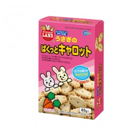 Marukan Biscuits with Carrot Paste for Rabbit 65g (MR558)