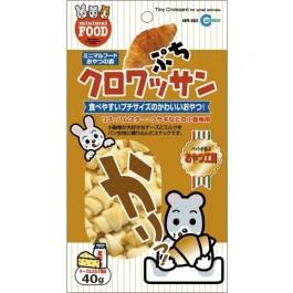 Marukan Cheese & Milk Croissant 40g (MR565)