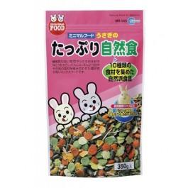 Marukan Healthy Natural Rabbit Food 350g (MR569)