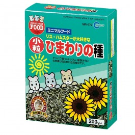 Marukan Sunflower Seed for Dwarf Hamster 200g (MR572)