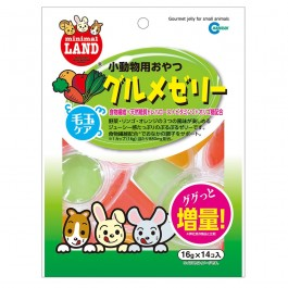 Marukan Gourmet Jelly for Small Animals 16gx14 (MR683)