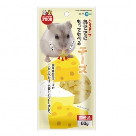 Marukan Cheese Cubes for Small Animals 60g (MR772)