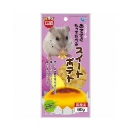 MARUKAN SWEET POTATO CUBES FOR S/A 60G [MR775]