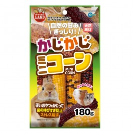 Marukan Mini Corn for Small Animals 180g (MR786)