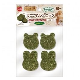 Marukan Animal Blocks Alfalfa 4pcs (MR861)