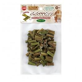 Marukan Natural Papaya Twigs for Small Animals (MR871)