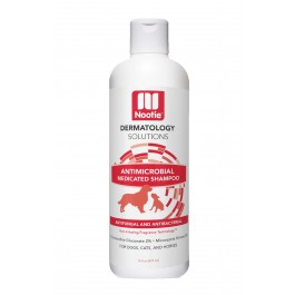 Nootie Medicated Antimicrobial Shampoo for Dogs & Cats 16oz (SAB16)
