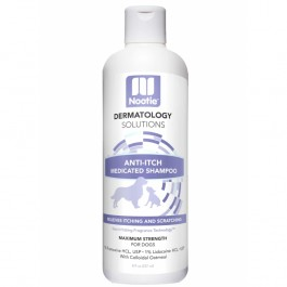 Nootie Anti-Itch Medicated Shampoo for Dogs & Cats 16oz (SAI16)
