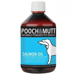 Pooch & Mutt Salmon Oil (500ml)