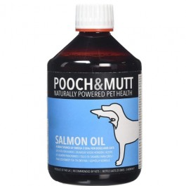 Pooch & Mutt Salmon Oil 500ml - (PM590079)