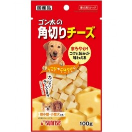 Sunrise Cube Cheese for Dogs 100G  [910265]
