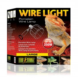 Exo Terra Wire Light Large 250w (PT2062)