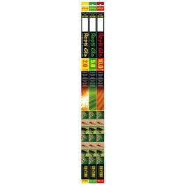 """Exo Terra Repti Glo 10.0 Desert Terrarium Lamp T8 / 18"""" / 45cm / 15W [PT2170]"""