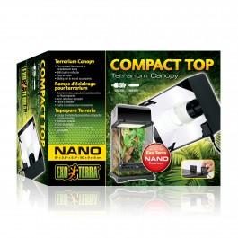 Exo Terra Compact Top Nano Terrarium Canopy (PT2224)