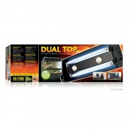 Exo Terra Dual Top UV Light & Basking Spot (PT2232)