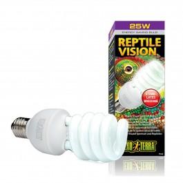 Exo Terra Reptile Vision Reptile Visual Spectrum Bulb 25w (PT2346)